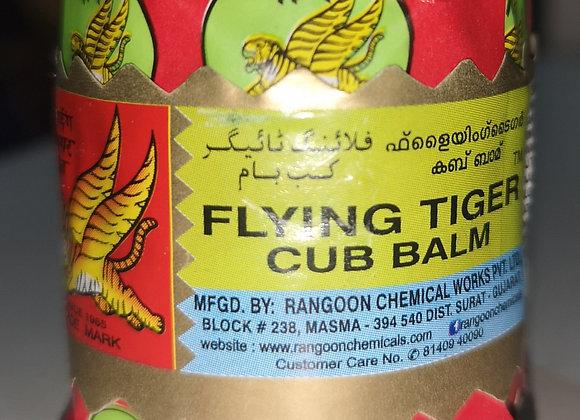 Baume du tigre Rouge 15gr