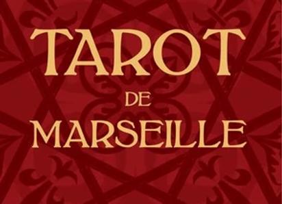 Tarot de Marseille - Contient : 78 cartes illustrées et 1 guide d'accompagnement