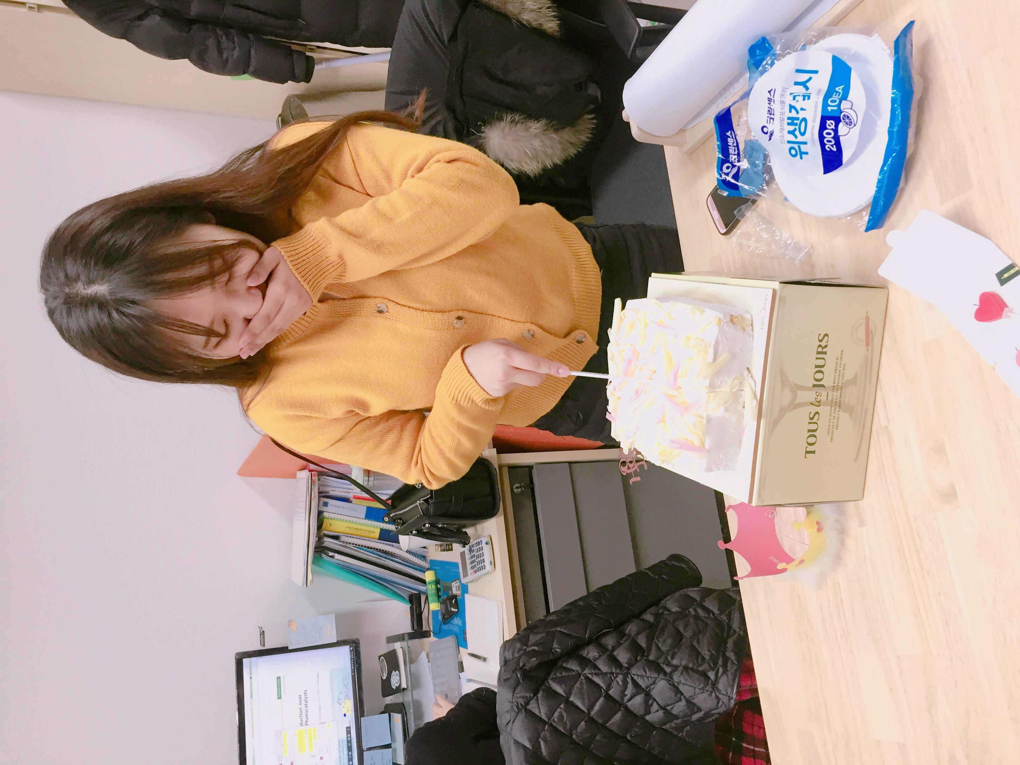 2018.01.27 소연's birthday!