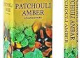 Patchouli - Amber