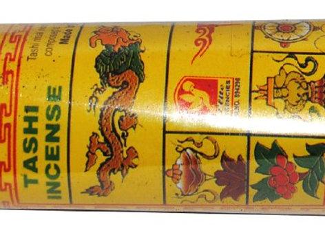 Encens népalais tresse Tashi