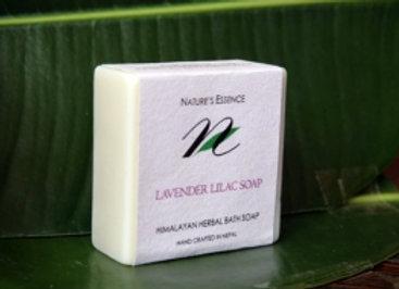 Lavender - Lilac Soap