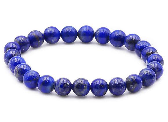 Lapis Lazuli AA Perles 8mm