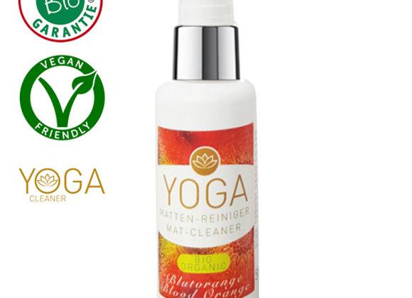 Nettoyant tapis yoga certifié bio Orange sanguine