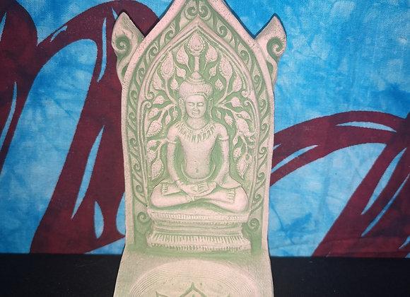 Bouddha en pierre de sable
