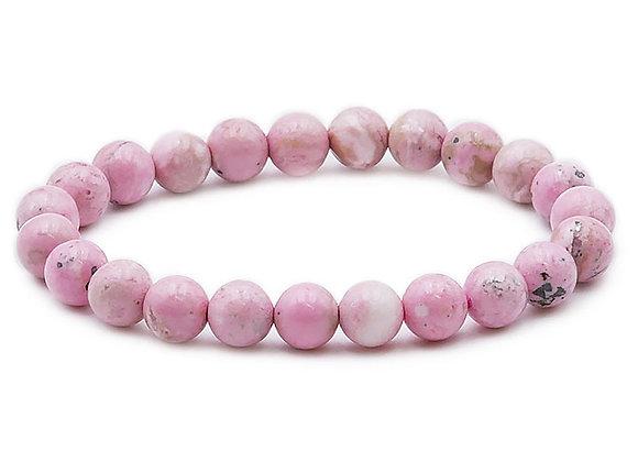 Rhodochrosite Pérou A Perles 8mm