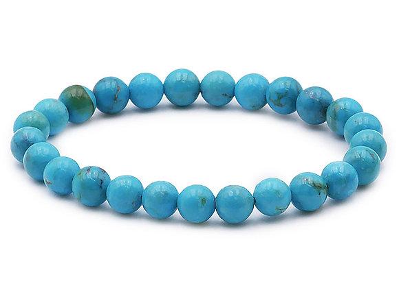 Turquoise d'Arizona AA Perles 8mm