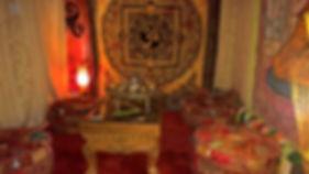 Mobilier pour salon de thé asiatique