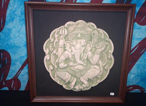Ganesh en pierre de sable