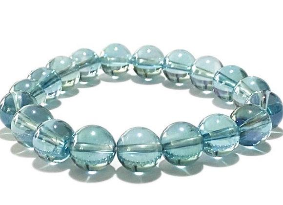 Aqua Aura perles 8mm