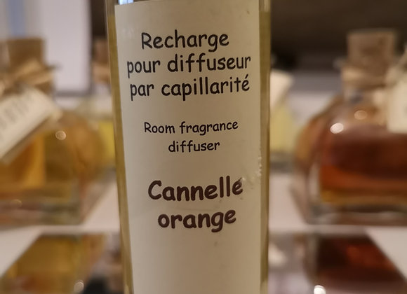 Cannelle - Orange Recharge