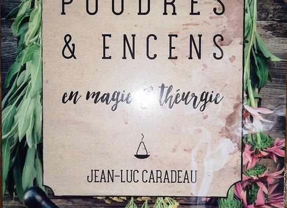 Poudres & Encens en magie et théurgie