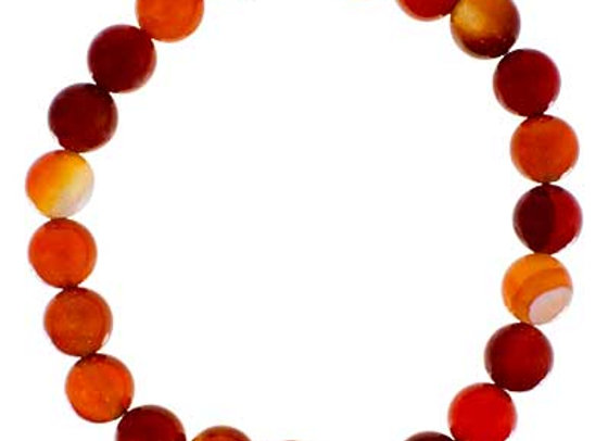 Agate Brown & Red