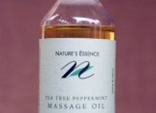 Tea Tree Peppermint Massage Oil