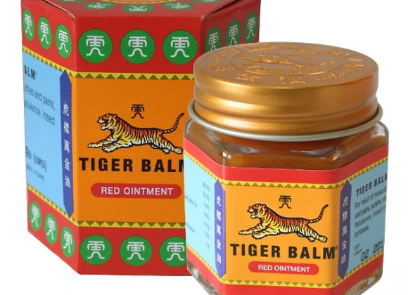 Baume du tigre Rouge 21ml