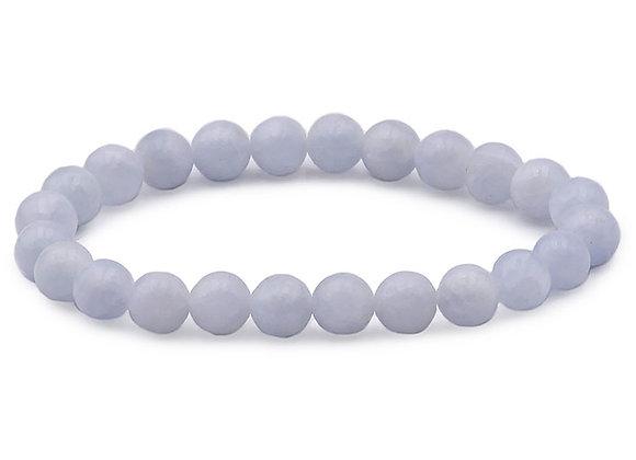 Calcite Bleue AA Perles 8mm