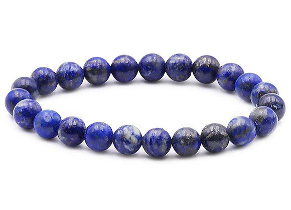 Lapis Lazuli AB Perles 8mm