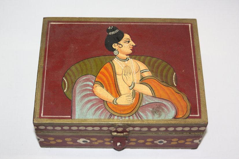Boite hindoue