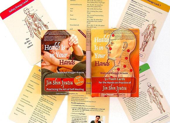 Health is in your hands Jin Shin Jyutsu
