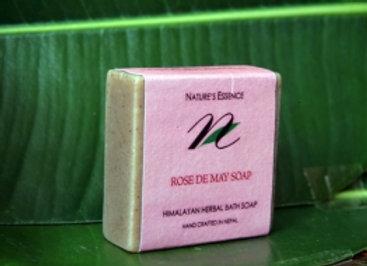 Rose de May Soap