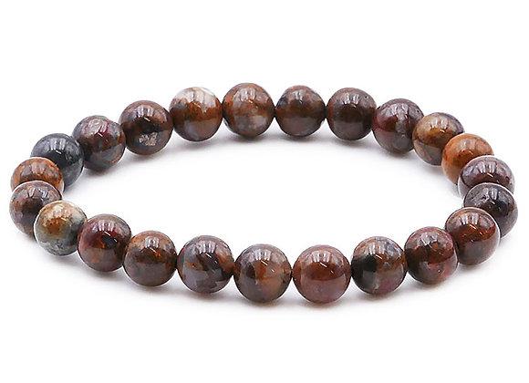 Pietersite perles 7mm