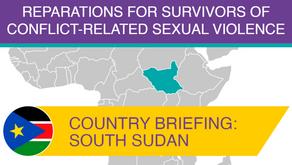 Survivors Speak in South Sudan