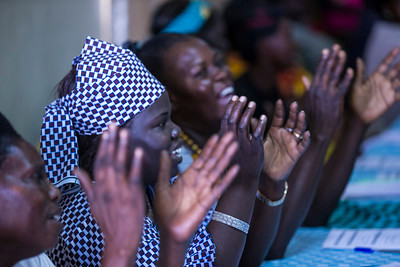 A glimmer of hope for the women of South Sudan