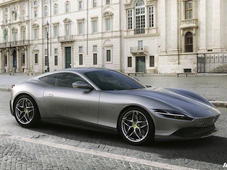 The Ferrari Roma