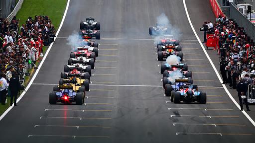 Motorsport Physics I