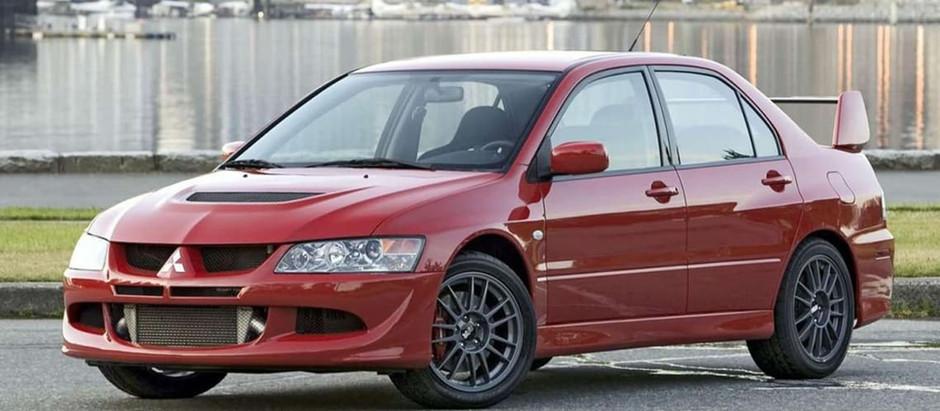 The Mitsubishi Lancer Evolution X | Final Edition |