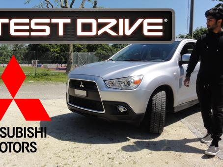 TEST DRIVE | Mitsubishi ASX |
