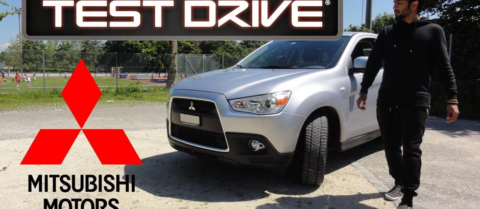 TEST DRIVE   Mitsubishi ASX  