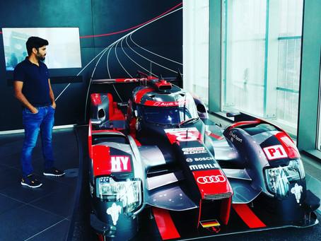 Audi R18 RP6 | Audi Motorsport |