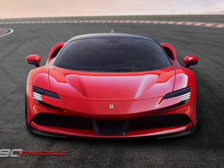 The Ferrari SF90 Stradale