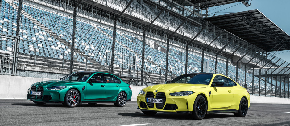 The New BMW M3 and M4 Series (2021)