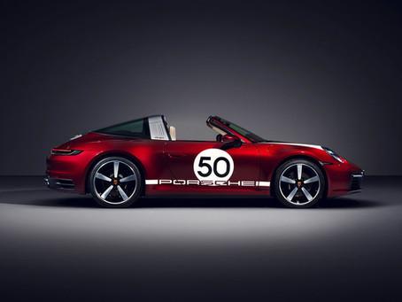 Porsche 911 Targa 4S | Heritage Design Edition |