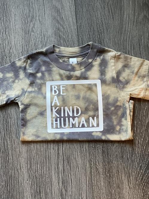 Be A Kind Human Kid Tee