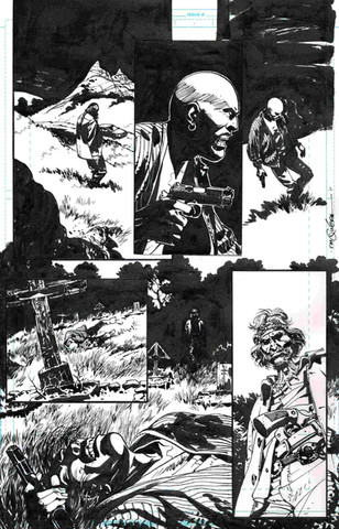 SCALPED #58 pg 17