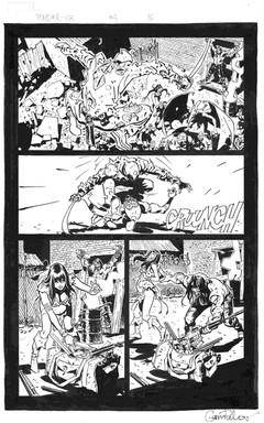 MU VS THE PUNISHER #4 pg 16