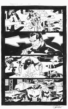 MU VS THE PUNISHER #1 pg 17