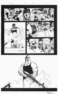 THE PUNISHER #32 pg 17