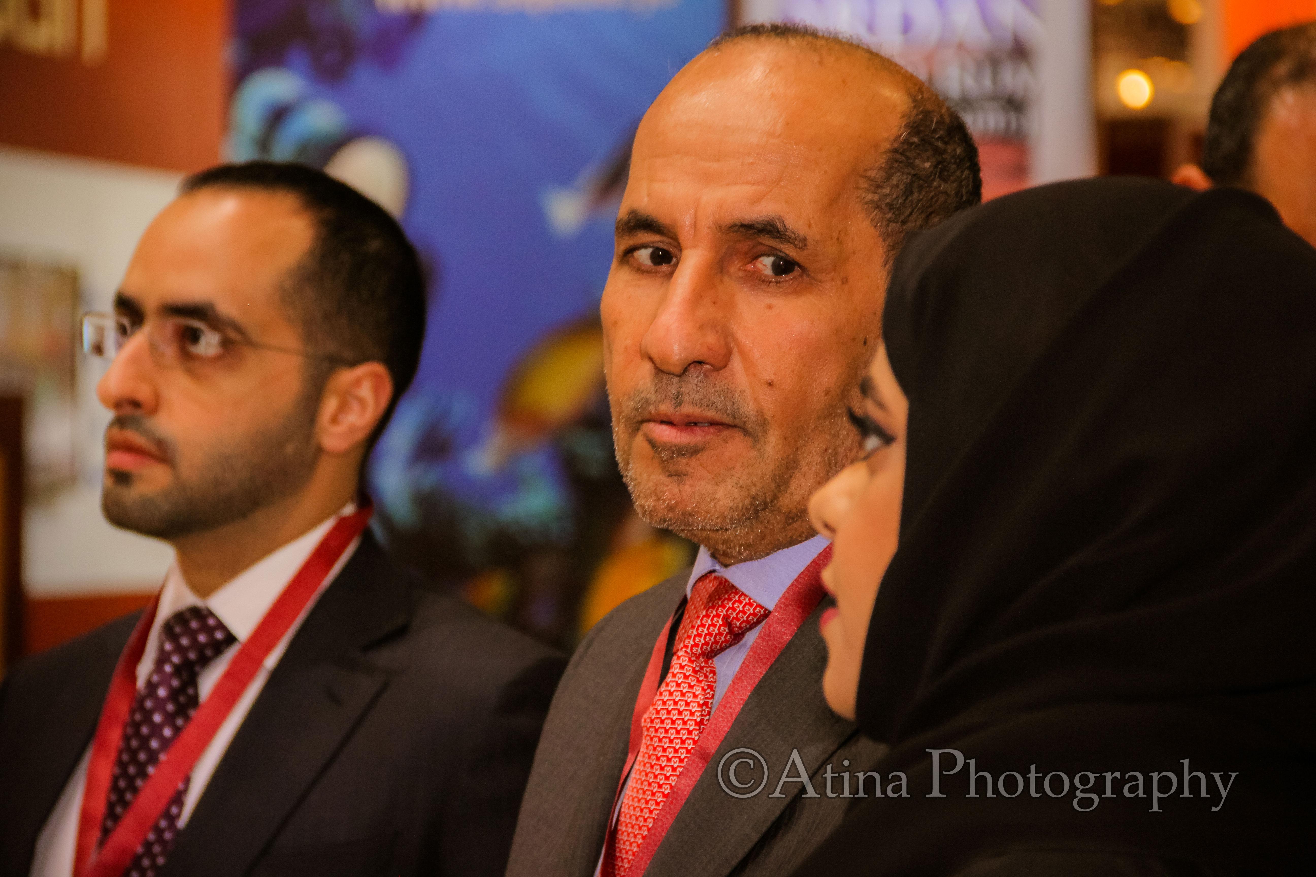 HE Abdulrahman Almutaiwee