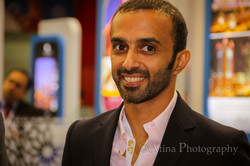 His Highness Sheikh Ahmed bin Humaid