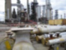 oil refinery corrosion control