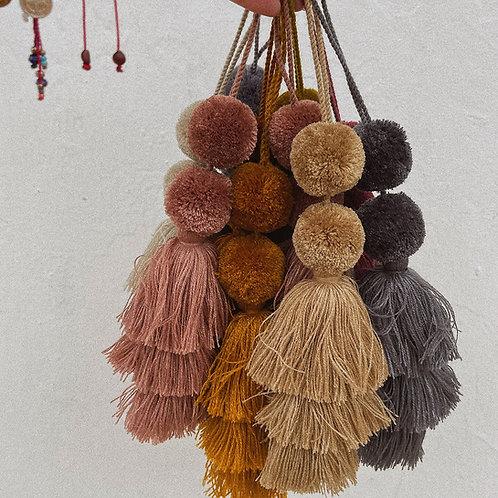 Pompones de Chiapas