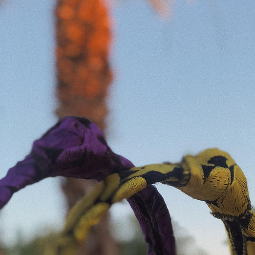 Girasoles Yellow Headpiece