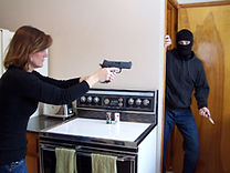 Self Defense Training in Sacramento and Firearm Training in Sacramento