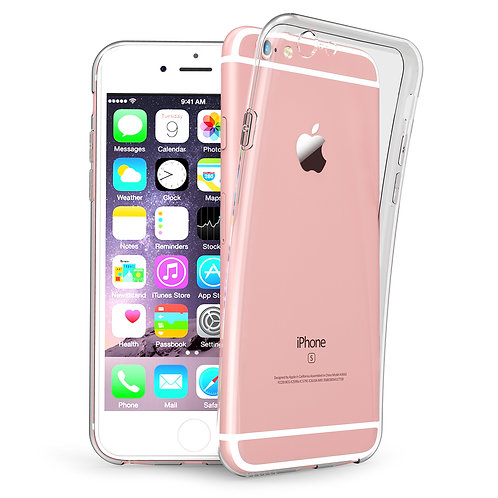iPhone 6 Plus Hülle Transparent
