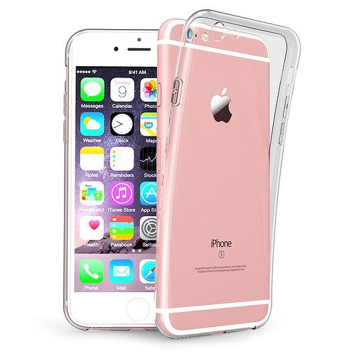 iPhone 6s Plus Hülle Transparent