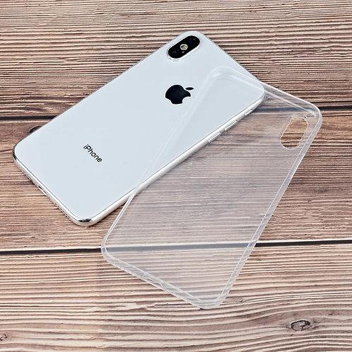 iPhone xs Hülle Transparent